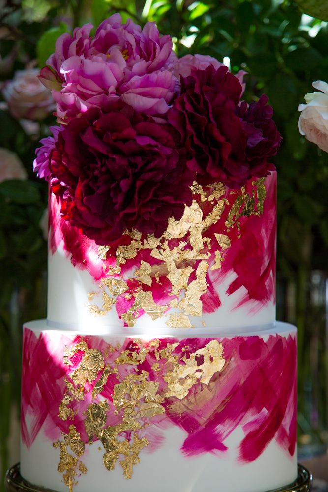 Event Designer and Stylist Jason James Design. Wedding designer, birthday designer, gold foil and watercolour cake, christening and baby shower floral. Pretty in Pink #jasonjamesdesign