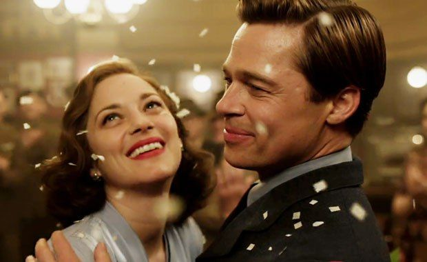 British-American thriller film Allied Official Trailer released hua aur iss film main lead role main Brad Pitt aur Marion Cotillard najar aayenge