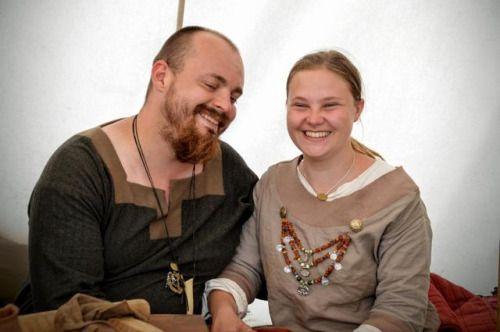 Drengowie Znad Górnej Odry Wolin, Poland (2016) XXII Festival of Slavs and Vikings 2016 fb.com/photography.lena