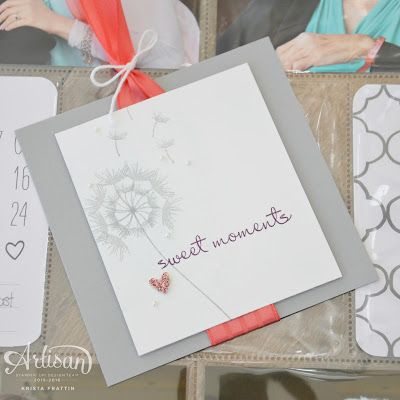 Project Life By Stampin' Up! - International Blog Hop APRIL