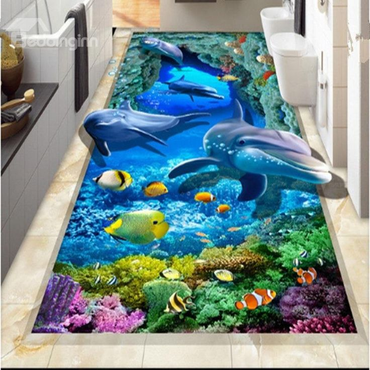 1000 Images About 3d Floor Murals On Pinterest