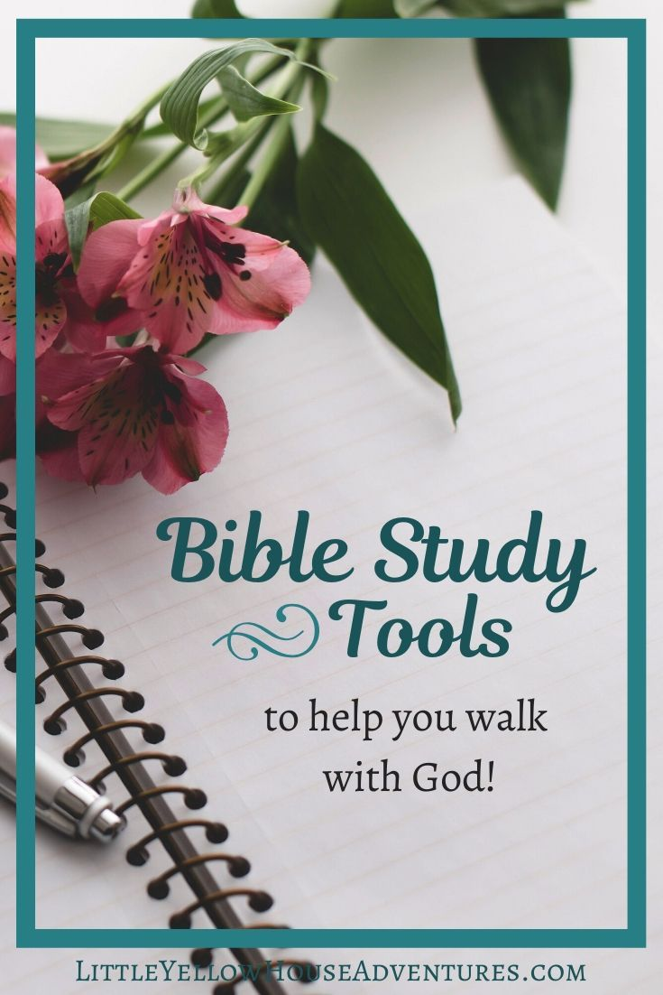 Bible Study Tools Resources For Your New Year S Resolutions Bible Study Tools Study Tools Bible Study
