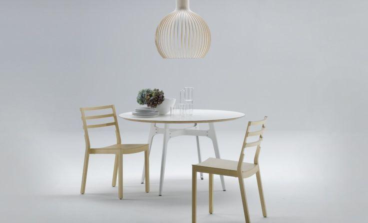 Oggi vi presentiamo tre modelli rotondi di #tavoli #DePadova! Scopriteli qui :)