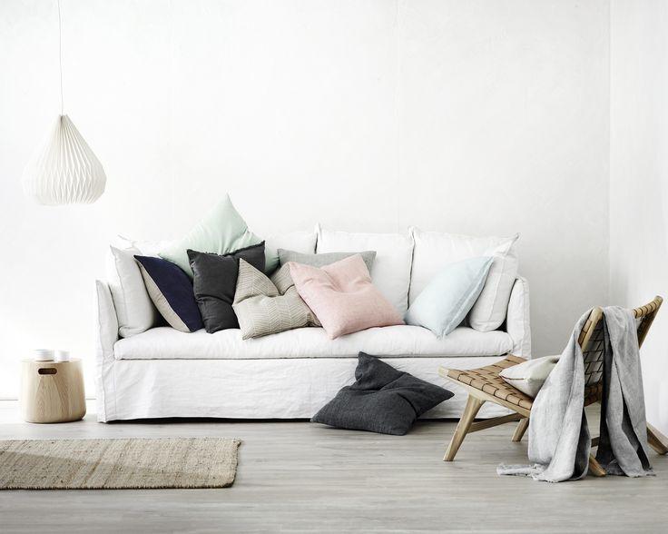 AURA Home cushion collection, SS16-17