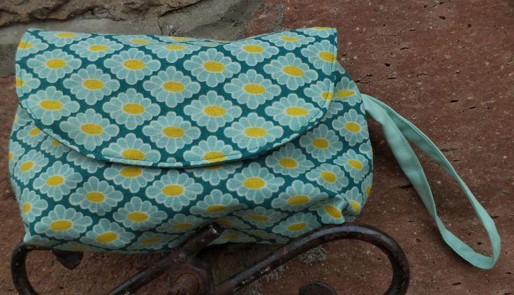 Clutch in favorite fabric :)