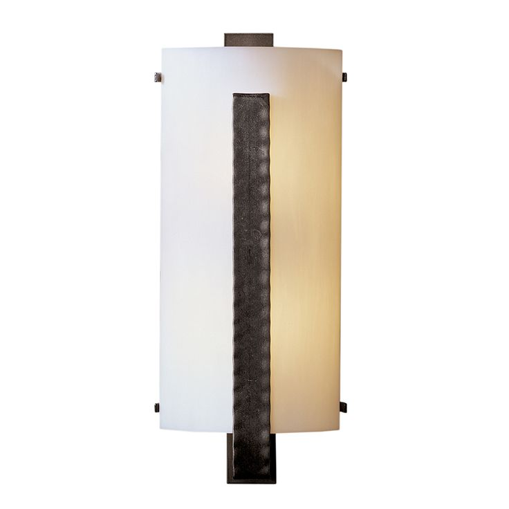 Vertical Wall Sconce Kohl S : Forged Vertical Bar Tall Wall Sconce - Small by Hubbardton Forge - http://www.lightopiaonline ...