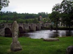 Moutier-d' Ahun - Toerisme in de Creuse