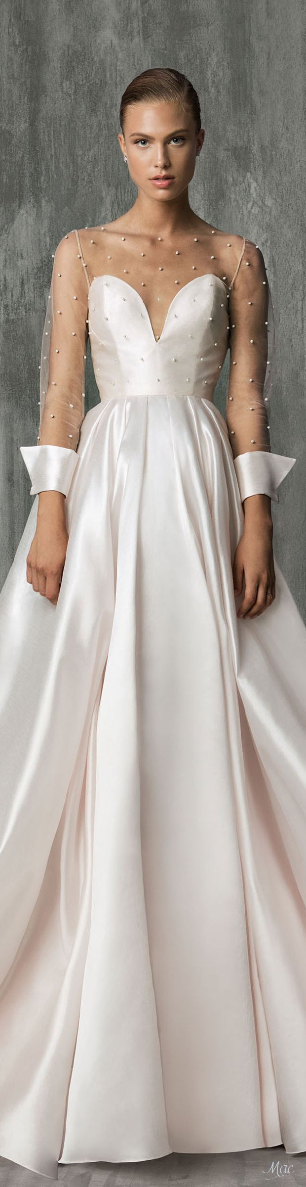 Fall 2018 Bridal Victoria Kyriakides
