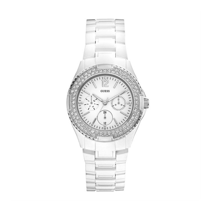 Guess W0062L7 Stone Set Ladies Watch at Westfield Whitford City