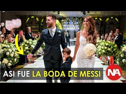 """Así fue la Boda de Leo Messi y Antonela Rocuzzo / Una Ceremonia de Ensueño y una Fiesta de Lujo - VER VÍDEO -> http://quehubocolombia.com/asi-fue-la-boda-de-leo-messi-y-antonela-rocuzzo-una-ceremonia-de-ensueno-y-una-fiesta-de-lujo    Hola mis amigos, en este vídeo les traigo todo lo acontecido en la Boda de Leo Messi y Antonela Rocuzzo, los detalles de la ceremonia, de la fiesta, los invitados y mucho más, no se lo pierdan.  Si te gustó el vídeo dale """"me gusta"""