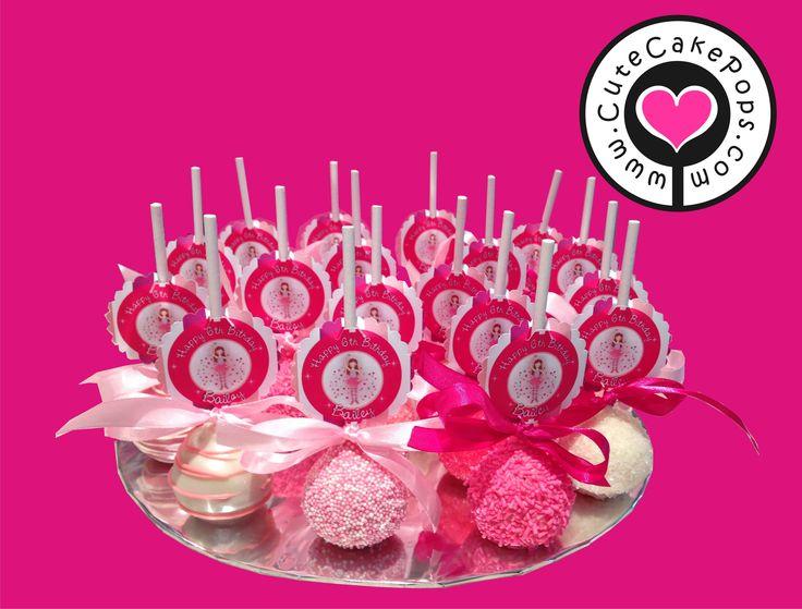 Cake Pops Cute