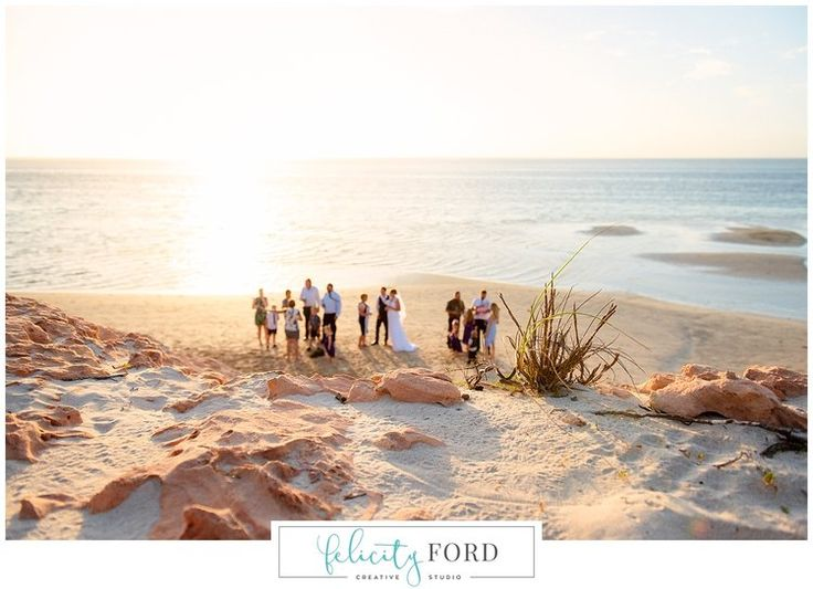 Felicity Ford Coral Bay Wedding Photographer