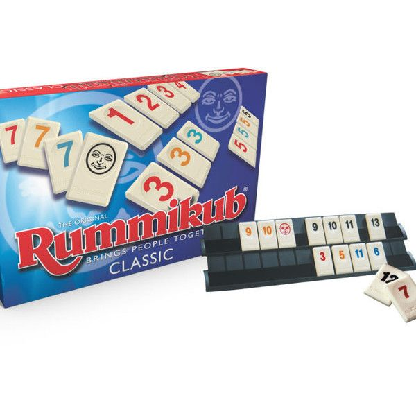 Rummikub Classic: Traditional Games: When I Was a Kid | When I Was a Kid