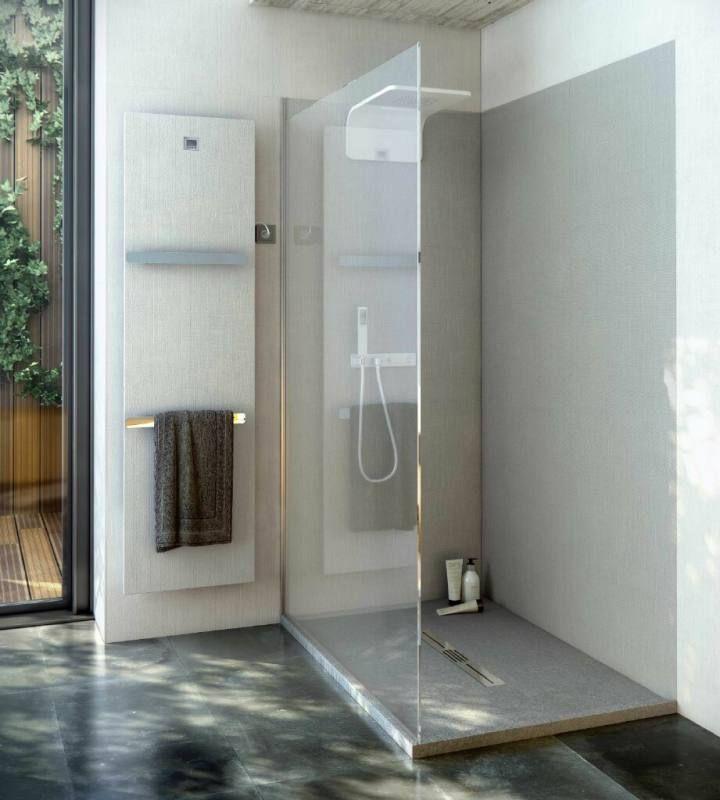 Die besten 25+ Duschrückwand Ideen auf Pinterest Duschrückwand - badezimmer fliesen kaufen
