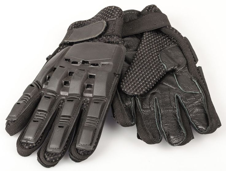 Dhustone Full Fingered Armoured Gloves - Airsoft - Paintball - Re-Enactment