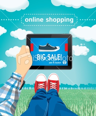 http://www.istockphoto.com/stock-illustration-25165659-wireless-shopping.php