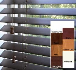 @Overstock - These are fine window blinds for keeping out unwanted sunlight and, at the same time, their design makes quite the statement. These 15-inch blinds are made from a sturdy wood and offer a horizontal design, and are perfect for matching decor items.http://www.overstock.com/Home-Garden/Safe-er-grip-Customized-Real-Wood-15-inch-Window-Blinds/4745014/product.html?CID=214117 $12.99