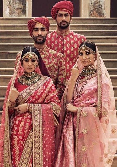 By Sabyasachi. Bridelan - Personal shopper & style consultants for Indian/NRI weddings, website www.bridelan.com #traditional #banarasi #weavesofbanaras #regal #royal #varanasiweaves #banarasirevival #indianwedding #indianwear #banaras