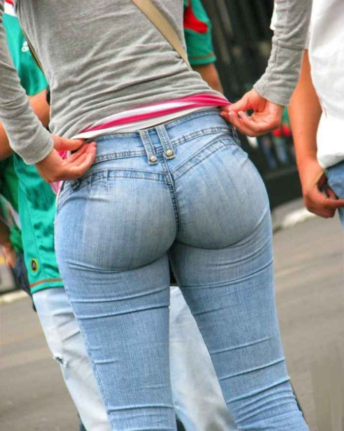 Nicest Ass In Jeans 19