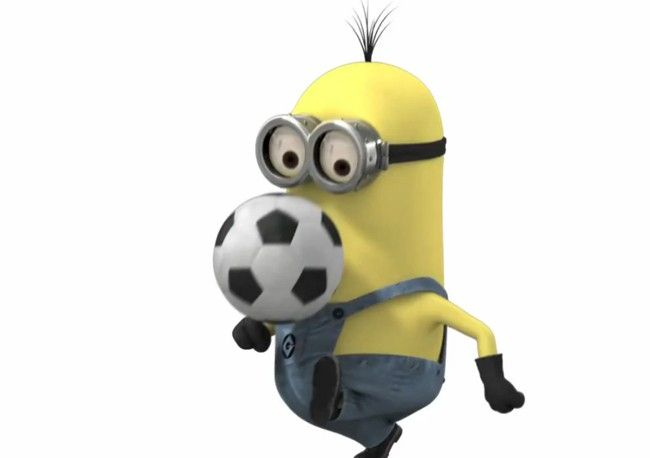 17 Best images about Soccer minion on Pinterest | Messi, Football and Activities