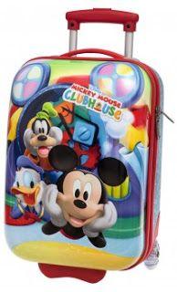 Cuando olía a vainilla: Maletas Infantiles: maletas originales.