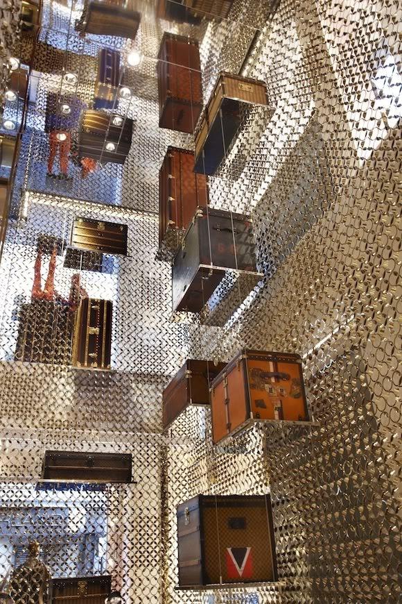 Louis Vuitto Maison - New Bond Street