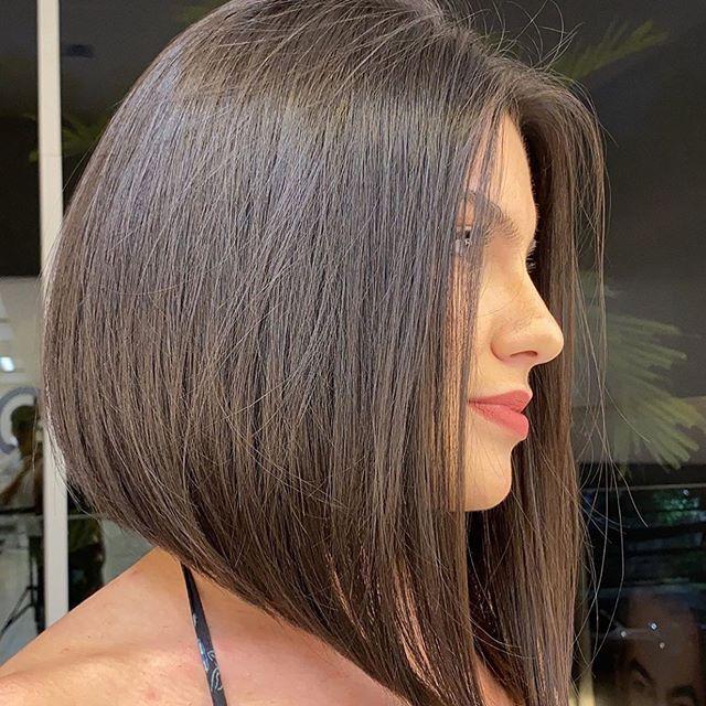 Kurz haare hinten vorne lang Lange Blonde