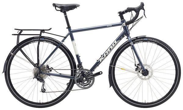 Bicicleta Kona Sutra LTD - Mejores bicicletas de viaje