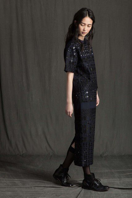 Tracy Reese, Look #18