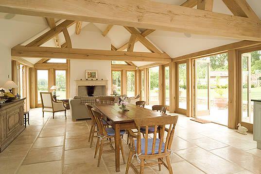 Oak-frame homes - Directory of Oak-Frame Architects