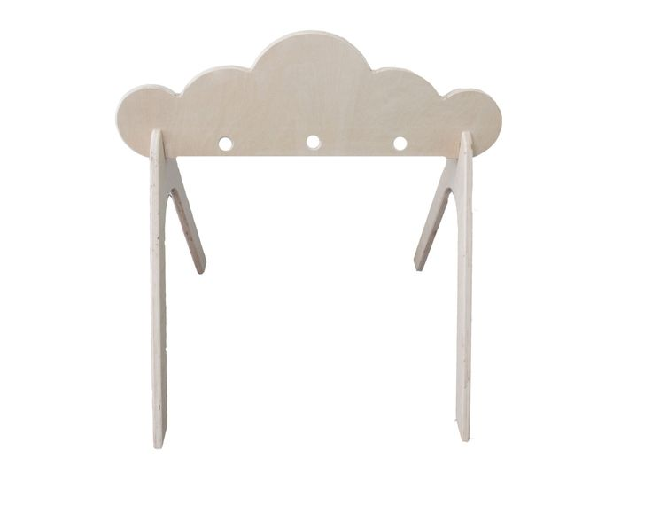 Wooden cloud activity gym by shoplittles on etsy https for Gimnasio 60 entre 8 y 9