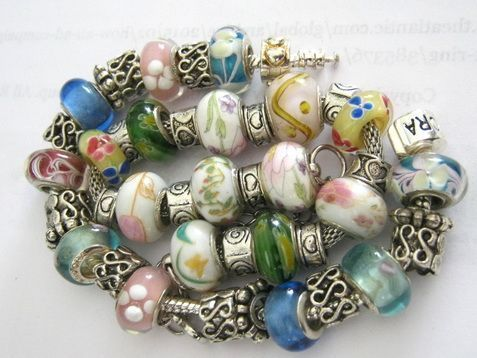 Those Pretty Pandora Glass Charms are Actually Venetian Glass Beads with a Long Revered History. Venetian GlassJewelry BoxJewellery ... & 543 best Found in the Jewelry Box Blog images on Pinterest Aboutintivar.Com