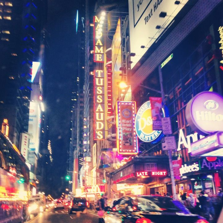 NYC is one of my favorite cities in the world!! Always something to do and exciting areas to explore on each visit.