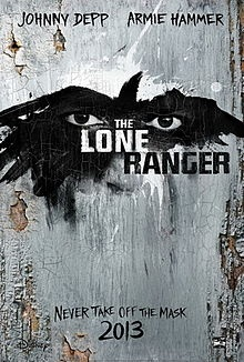 The Lone Ranger (July 2013) - Johnny Depp and Armie Hammer