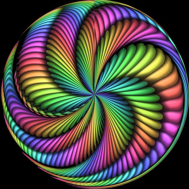 Holodelic Art Spiral | Flickr - Photo Sharing!