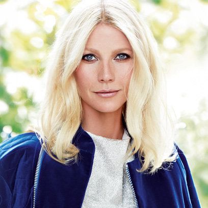 Gwyneth Paltrow, Red December 2013 Cover Star, get the cover beauty look