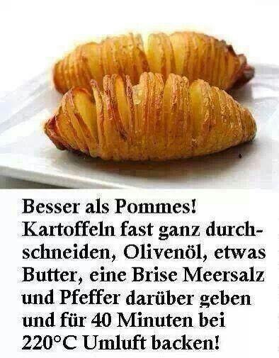 Backofenkartoffeln einmal anders
