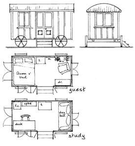 More Shepherd Hut Options