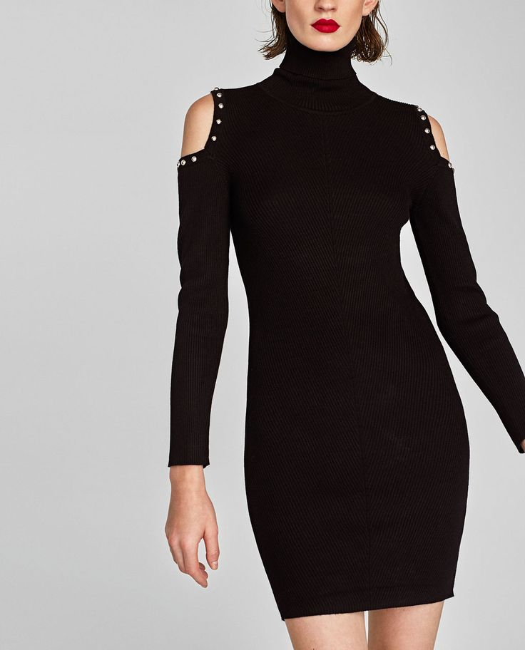 Image 1 of CUT-OUT DRESS from Zara
