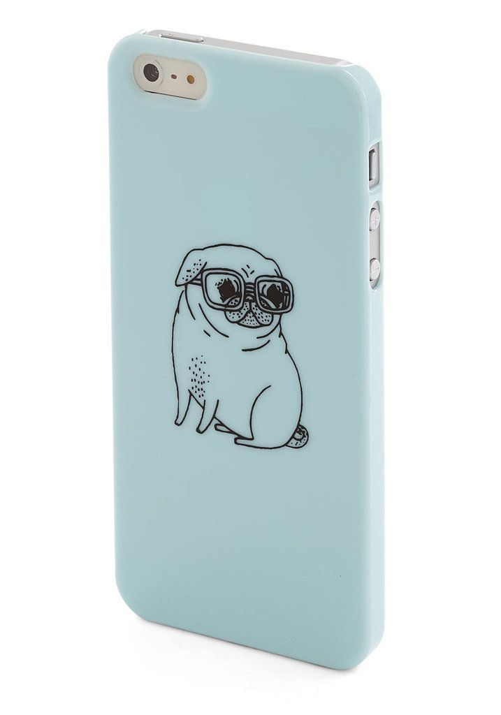 For the friend who loves all pug everything, get a snap-on Wisdom by Winston Phone Case ($15) for iPhone 5/5S.