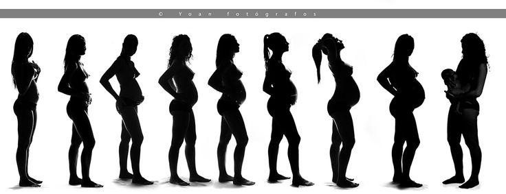 Evolución de embarazo.