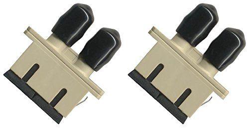 (2 Pack) Fiber Optic Adapter SC To ST Multimode Duplex RiteAV http://www.amazon.com/dp/B00WRMNRTU/ref=cm_sw_r_pi_dp_L3Ppvb0NFZAGF