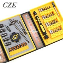 US $14.08 Free Shipping 47 in 1 Screwdriver Set Multifunction Repair Tool For Normal Life And Household Industrial Clock Watch Phone. Aliexpress product