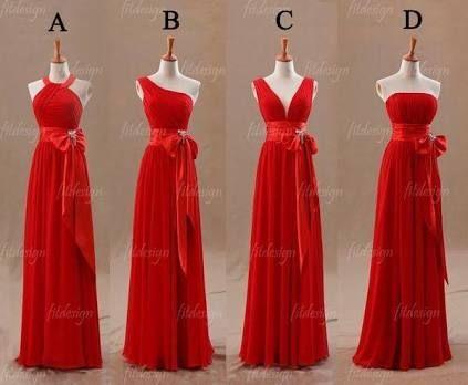 Resultado de imagen para vestidos para damas de honor