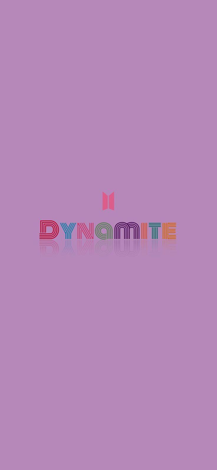 Dynamite Wallpaper Bts Wallpaper Wallpaper Bts