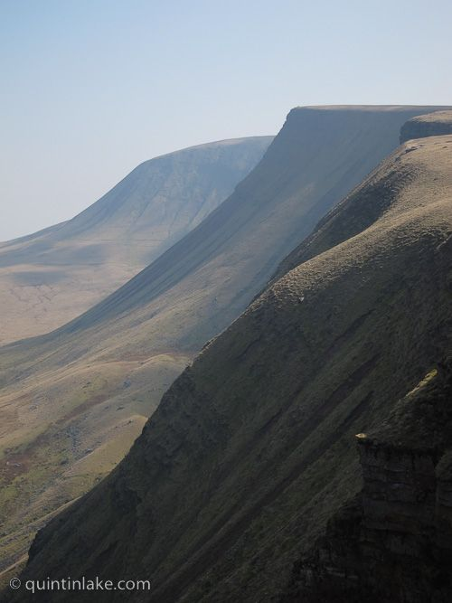 Photographs of Bannau Sir Gaer and West Brecon Beacons Mountains, Wales