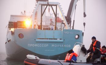Results of the Yamal-Arctic-2012 expedition will be presented in Salekhard - Ecology: Arctic-Info
