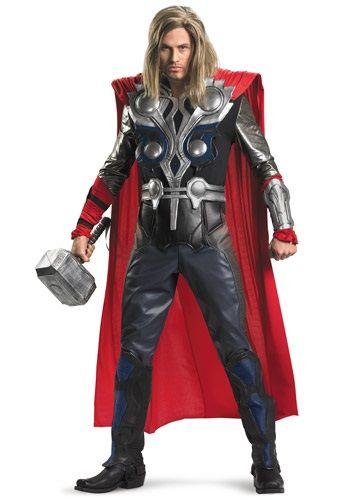 Marvel's The Avengers: Loki & Thor Costumes - Best Halloween Store