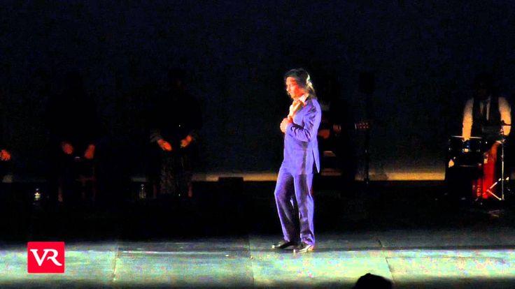 Valdepeñas: Gran actuación del bailaor Juan Manuel Fernández Montoya 'Fa...