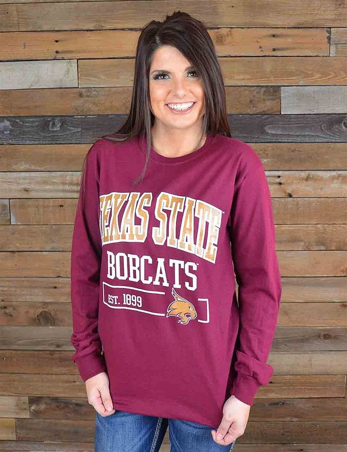 41 best texas state university images on pinterest texas for Custom t shirts san marcos tx